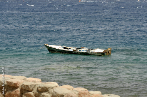 boat, red sea, sinai, egypt