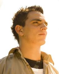 Handsome Young Man - Portrait