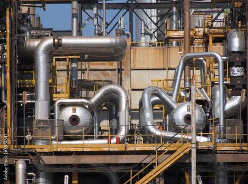 architettura raffineria