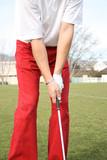 Golf Grip poster