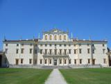 Villa Manin facade poster