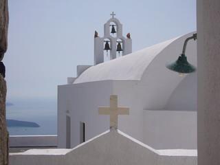 Eglise à Firostefani