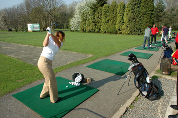 Golf - Driving range