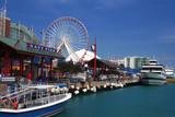 Fototapety Navy Pier, Chicago