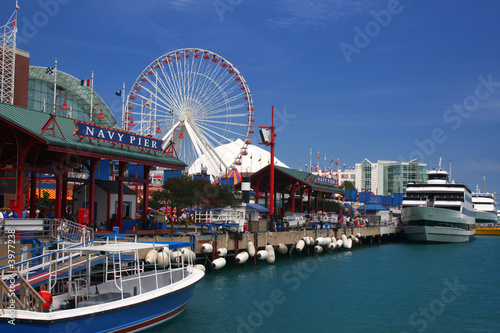 Navy Pier, Chicago - 3977238