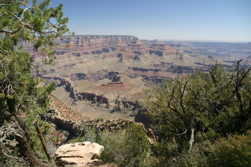 Südrand Grand Canyon