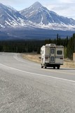 motorhome,motorcoach,camping poster