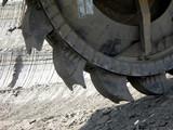 Mining machine poster