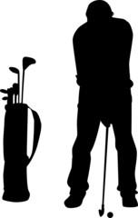 Golfer 05