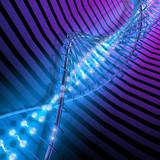 DNA High Technology poster
