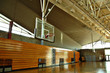 High school gym - 3992031