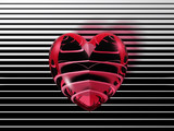 cyber heart poster