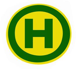 Bushaltestellen Logo