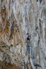 Colonnettes et autres stalactites