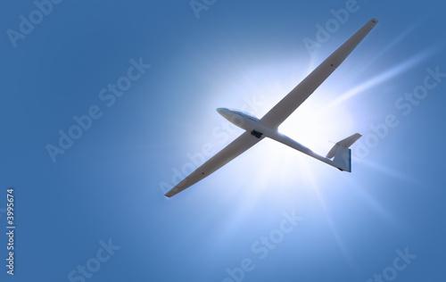 Leinwanddruck Bild sailflying