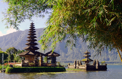 Foto op Plexiglas Indonesië Bali Water Temple