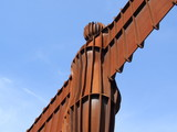 Angel of the North Detail