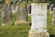 Old Jewish cemetery in Bay Area California
