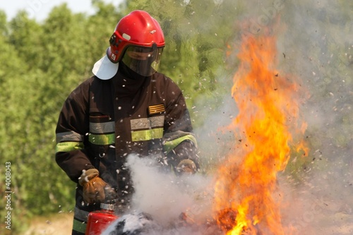 Firefighters - Putting Out The Fire - 4008043