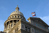 Texas State Captiol poster