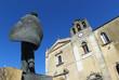 Caltagirone chiesa San Francesco di Paola piazza Marconi