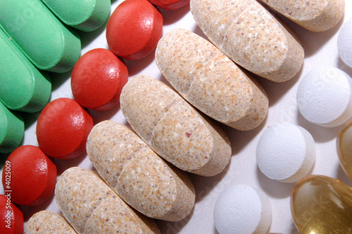 Daily Vitamins and Minerals