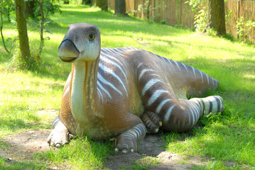 Iguanodon bernissartensis, Iguanodon