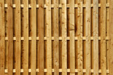Wood Privacy Fence poster