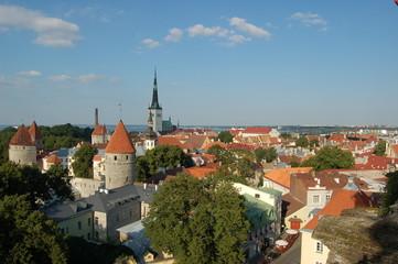 panorama de tallinn