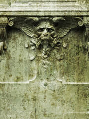 Devil on a gate 2