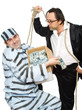 The swindler and the judge