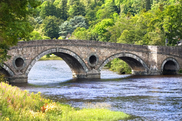 Stone Bridge at Kenmore