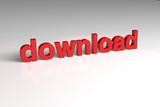 download schrift poster