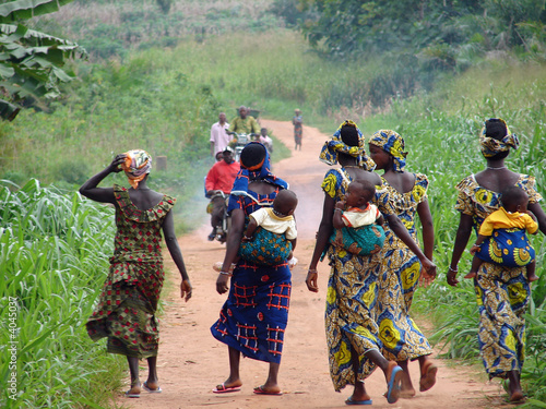 Femmes africaines - 4045037