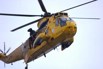 RAF rescue