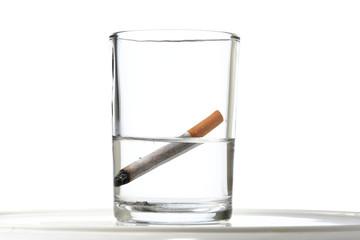 cigarro apagado