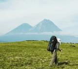 Hike in Kamchatka poster