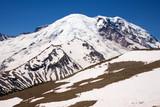 Mount Rainier - Mount Rainier National Park, Washington poster