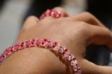 bracelet rose poster