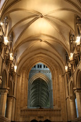 Canterbury Cathedral interior