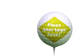 Golfwerbeball