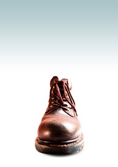 brown workers boot