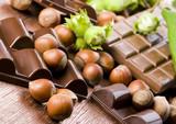 Fototapeta deser - kakao - Słodycze