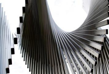 Géométrie et spirale