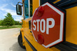 School bus stop sign - 4070284