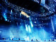 canvas print picture - Concert Stage
