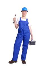 Servicewoman