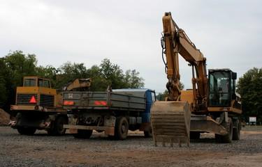 excavator 15