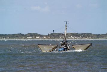 Krabbenkutter - Muschelfischer