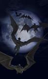 Invasion of the Bat Creatures poster